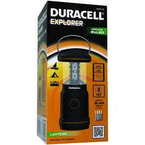 40 Lumen EXPLORER 8 LED Lantern