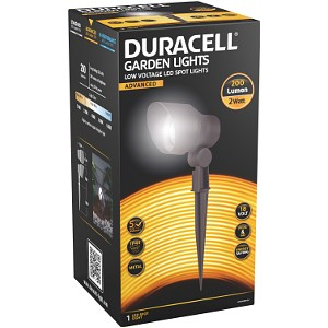 Duracell Low Voltage LED Spotlight