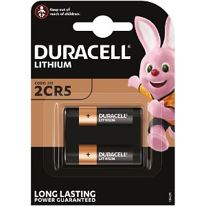 Duracell Ultra M3 Lithiumbatterie (Pack von 1)