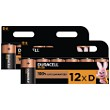 Duracell Plus Power D (12 Stk.)