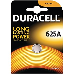 Pile Bouton Duracell 625A
