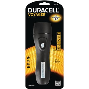 Torche Duracell Voyager Taille D