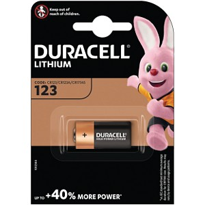 Duracell Ultra M3 3v Lithium