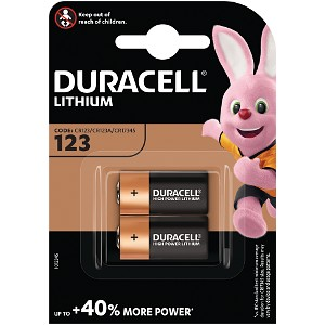 Pack double pile Duracell Ultra