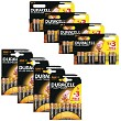 Pack de 64 piles Duracell Plus PowerAA & AAA