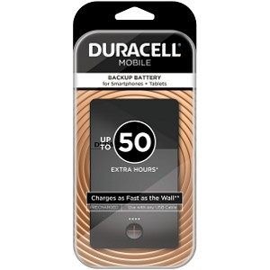 Duracell PowerBank Charger 6800mAh